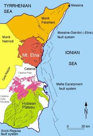 Attività di sviluppo sperimentale finalizzata alla riduzione del rischio sismico nella Sicilia Orientale